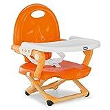 Chicco Pocket Snack - Elevador asiento de silla regulable en 3 alturas para...