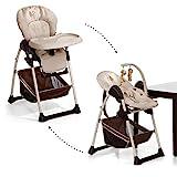Hauck Sit N Relax - Hamaquita balancin y trona para recién nacidos,...