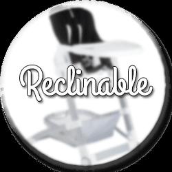 trona reclinable