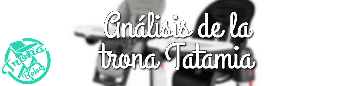 opiniones y precio trona tatamia